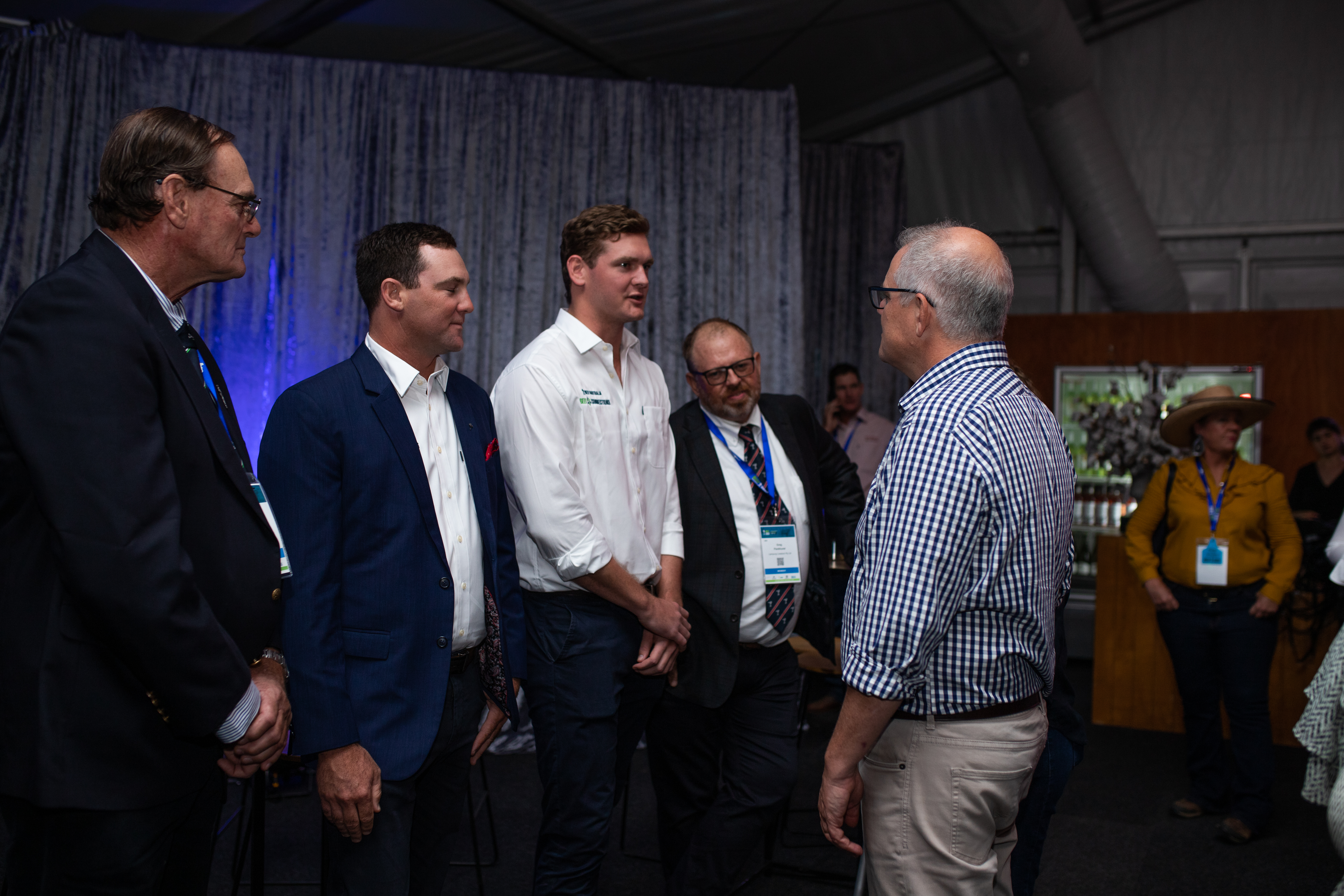 Beef Australia Beef Connections Prime Minister Scott Morrison AuctionsPlus (4)