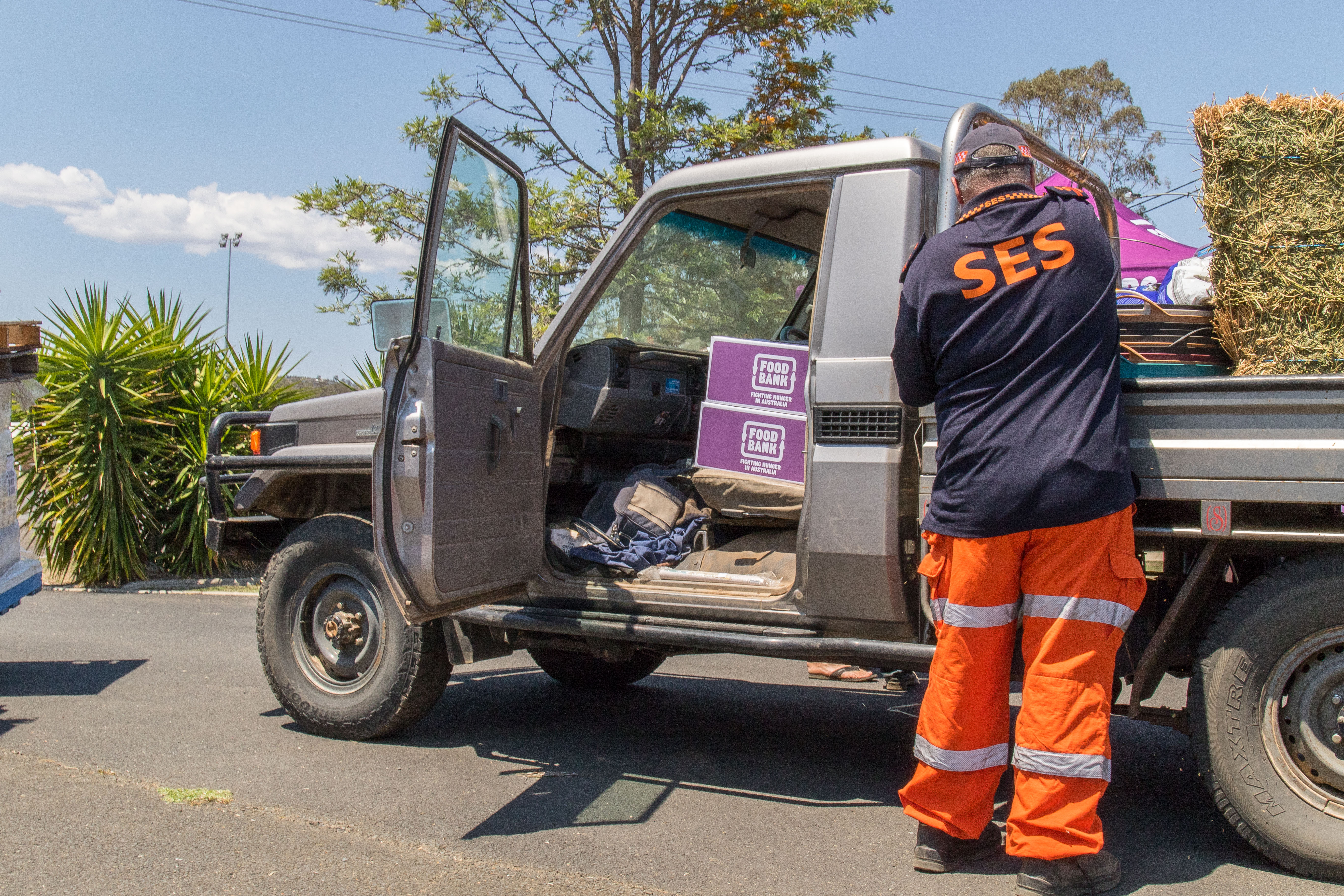 Food relief provides much-needed help to every day Aussies 2