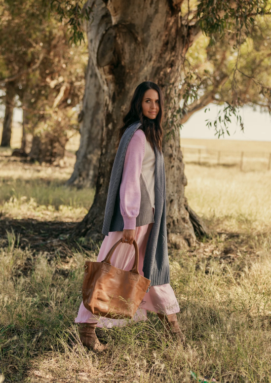 How a battle with cancer inspired a beautiful South Australian merino fashion label 1