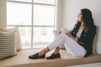 Meet Millwoods Shoes – fashion forward designs and real life comfort rolled into one.  3