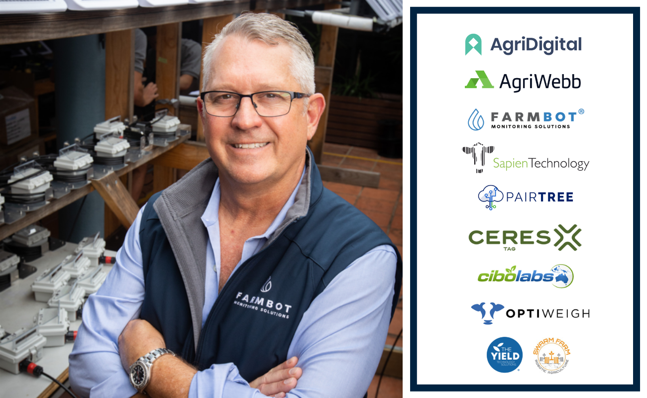 Andrew Coppin - Agritech