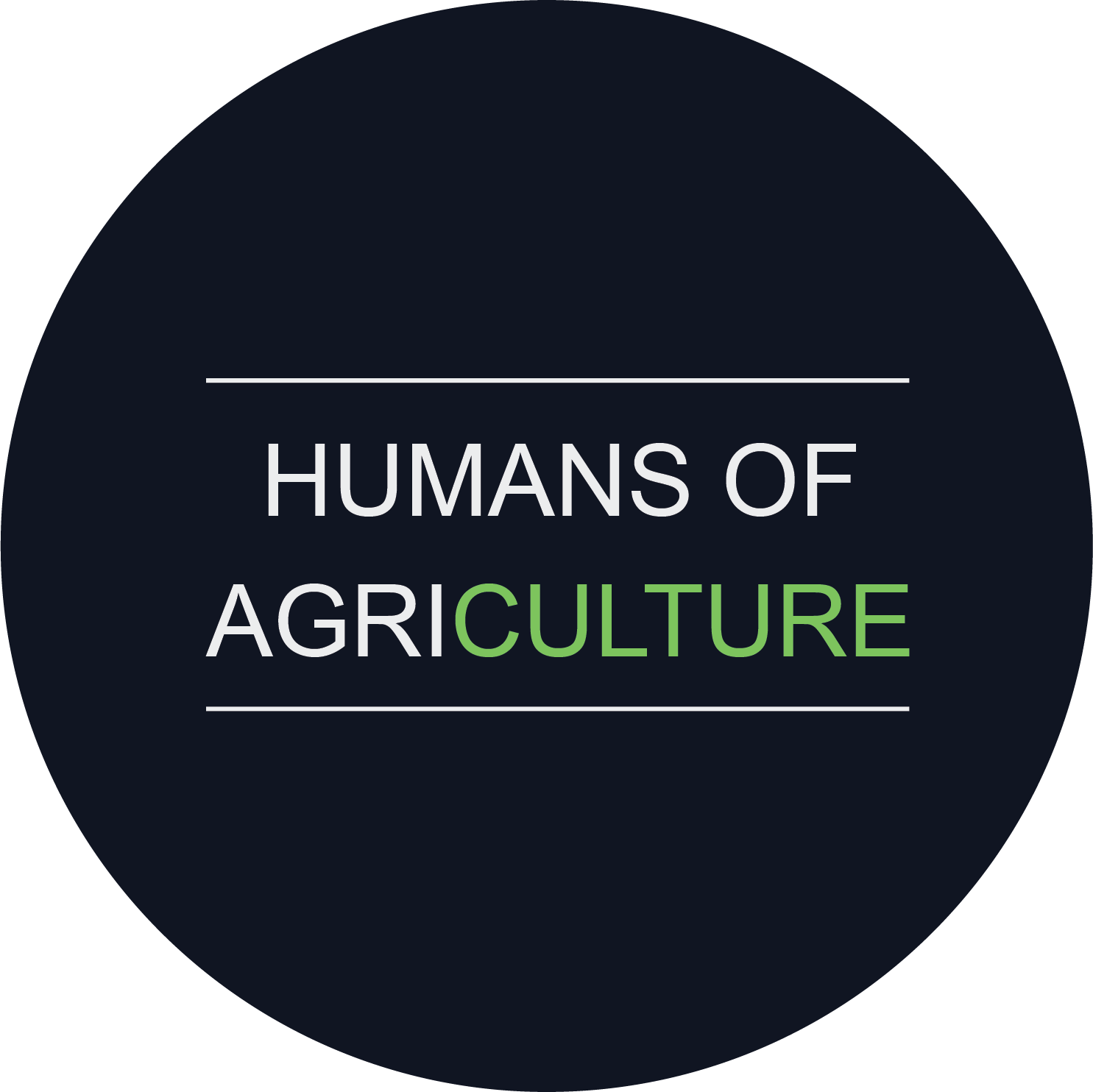 Humans of Agriculture